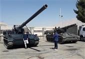 نمایشگاه دستاوردهای دفاع مقدس در کرمانشاه افتتاح شد + فیلم