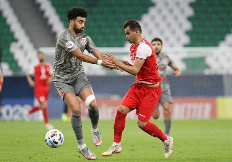 Persepolis Loses to Al-Duhail in ACL 2020