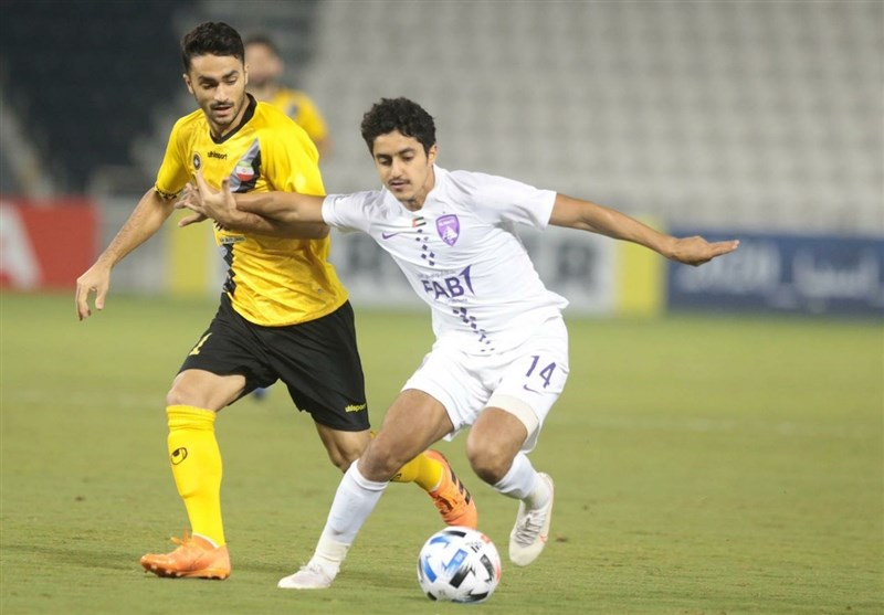 Draw with Al Ain Ends Sepahan's ACL Hopes