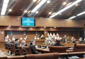 برگزاری مراسم تجلیل از رزمندگان وزارت ورزش
