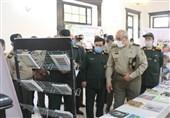 افتتاح نمایشگاه اسناد جنگ در دافوس ارتش