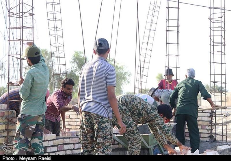 200 جهادگر از اقصی نقاط کشور برای محرومیتزدایی به قصرقند رفتند