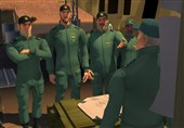 رشادتهای خلبانان جنگ انیمیشن شد