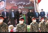 نواختن زنگ مقاومت، ایثار و پیروزی در استان مازندران به روایت تصاویر
