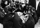 گزارش ویدئویی| حماسهای ماندگار دیار هگمتانه در پشتیبانی از رزمندگان در جبهههای غرب و جنوب