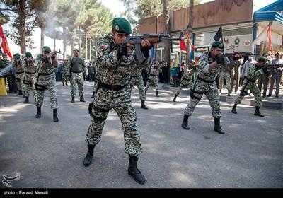 نمایشگاه اثار دفاع مقدس در کرمانشاه