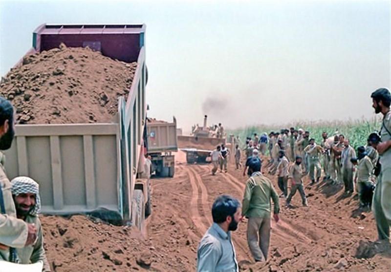 گزارش ویدئویی| حماسه ماندگار جهادگران همدانی در کربلای 5/ خاکریزهایی که  مسیر را برای نبرد رزمندگان هموار میساخت