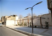 بهسازی فضاهای بیدفاع شهری منطقه 13 تهران