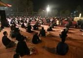 «شبهای پرستاره» در جوار شهدای گمنام بهشت زهرا(س) برگزار شد+عکس
