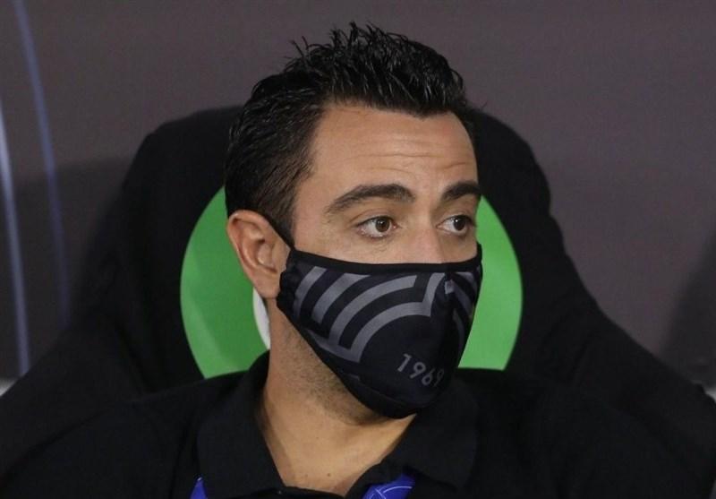 Xavi Feels Sad for Loss against Persepolis