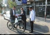 دوچرخهسواری جایگزین تکسرنشینی؛ موانع حمل و نقل پاک در گناباد برطرف میشود