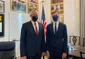دیدار وزیر جنگ رژیم صهیونیستی با مشاور ارشد ترامپ