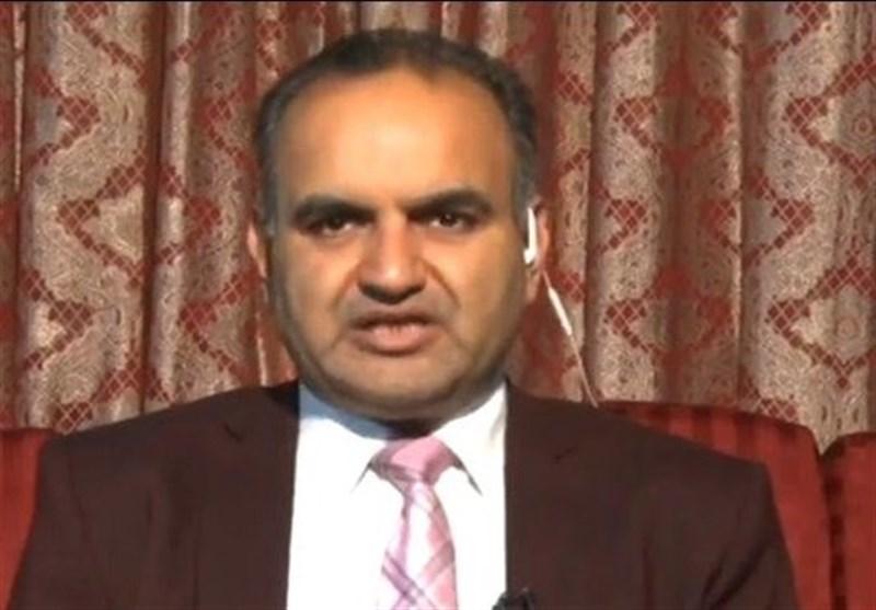 هندوهای پاکستان در اعتراض به قتل 11 هم کیش مقابل سفارت هند تحصن میکنند