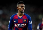 پیام خداحافظی سمدو از هواداران بارسلونا