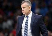 لیگ NBA| سرمربی جدید تیم شیکاگو انتخاب شد