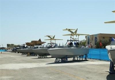 گزارش|ابابیلـ۲ سلاح جدید قایقهای تندروی سپاه/ ۲ پهپاد ناشناخته بین پرندههای جدید ندسا