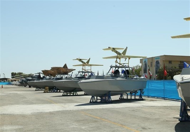 گزارش | ابابیلـ2 سلاح جدید قایقهای تندروی سپاه/ 2 پهپاد ناشناخته بین پرندههای جدید ندسا