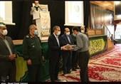 آیین تجلیل از تولیدکنندگان برتر استان بوشهر در هفته دفاع مقدس برگزار شد+تصاویر