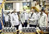 تبدیل خطوط مونتاژ اکسل پراید به تیبا با صرفه جویی 50 میلیارد ریالی