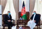 تاکید بر آتشبس در افغانستان؛ رایزنی «اتمر» با نماینده سازمان ملل و سفیر چین