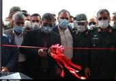 افتتاح فاز نخست موزه دفاع مقدس استان البرز به روایت تصاویر