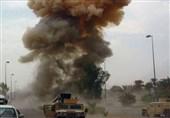 عراق|انفجار بمب در مسیر خودروهای ائتلاف آمریکایی در صلاحالدین