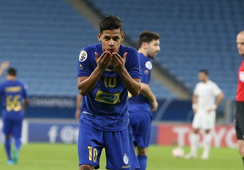 Five Iranians Nominated for ACL MD6 Player of the Week