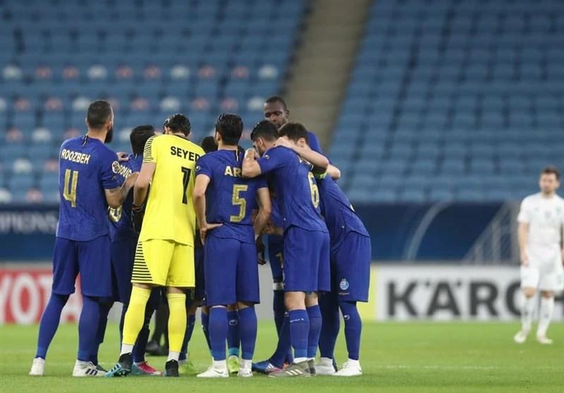 بیانی: استقلال برای قهرمانی در آسیا کم و کسری ندارد/ با برد الاهلی آرامش به تیم بازگشته است