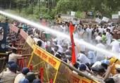 آغاز اعتراضات حزب کنگره هند به تصویب لایحه اصلاحات کشاورزی و شروع مجدد التهابات