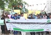 بھارت میں پاکستانی ہندوؤں کے قتل کے خلاف حیدرآباد سے لانگ مارچ کا آغاز
