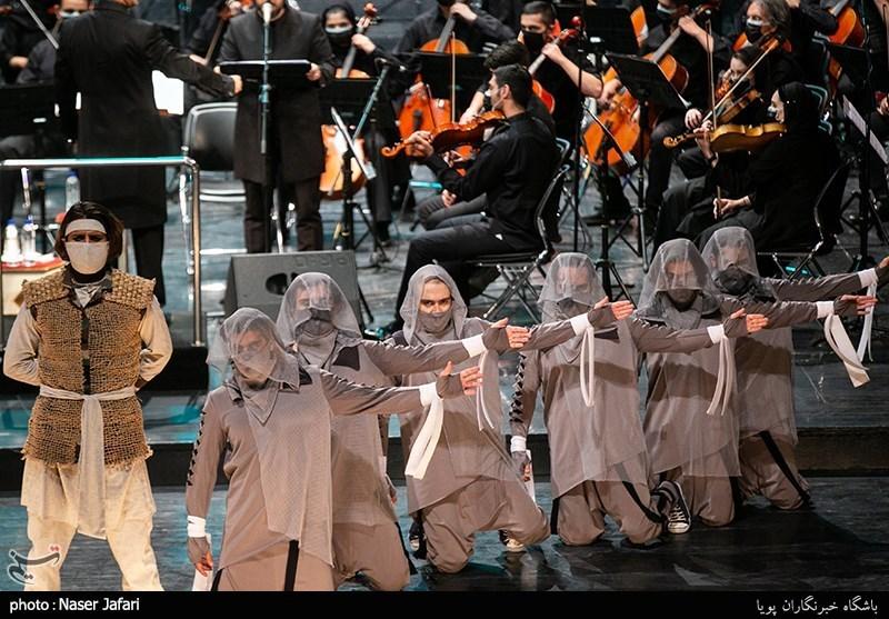 شیوه متفاوتی در چیدمان ارکستر/ نگاهی شاعرانه، آهنگین و لطیف به حماسه عاشورا