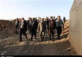گزارش سفر معاون رئیسجمهور به کرمانشاه / 1000 میلیارد تومان پروژه تا پایان امسال در کرمانشاه به بهرهبرداری میرسد