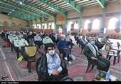 اصفهان  هفتمین یادواره شهدای کارمند شهرستان خمینیشهر به روایت تصویر
