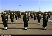 برگزاری صبحگاه مشترک نیروی انتظامی در استان ایلام به روایت تصاویر