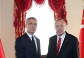 گفتوگوی تلفنی رئیس جمهور ترکیه با دبیرکل ناتو درباره یونان و مدیترانه شرقی