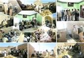 730گروه جهادی استان بوشهر در بخشهای مختلف خدماترسانی میکنند
