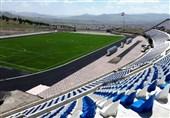 بهرهبرداری از ورزشگاه 5 هزار نفری ملایر /وعده استاندار همدان به مردم برای خرید امتیاز تیم فوتبال