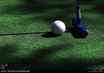 مسابقات مینی گلف جام رسانه