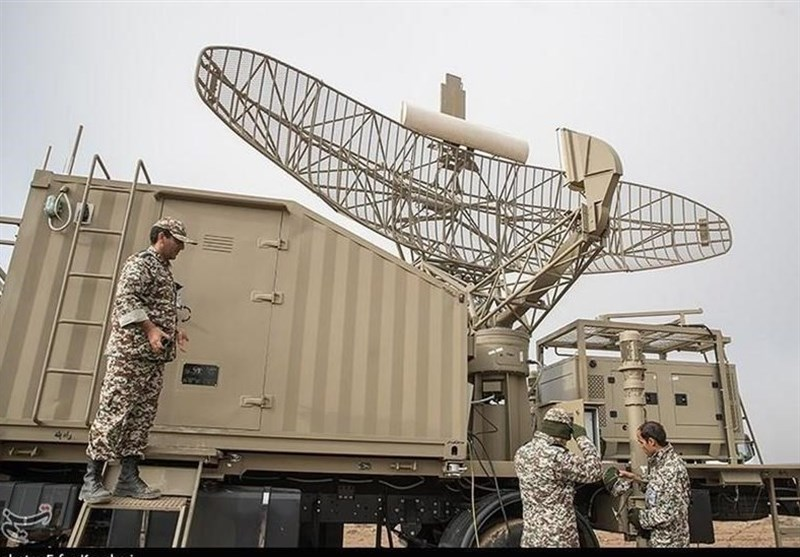 Iran Air Force Unveils New Homegrown Radar