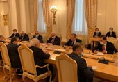 آغاز گفتگوی ظریف و لاوروف در مسکو