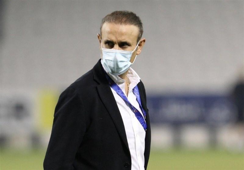 Coach Golmohammadi Thanks Persepolis's Analysts