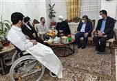 گزارش ویدئویی| دیدار صمیمی نماینده ولی فقیه در کردستان با خانواده شهیدان و جانبازان