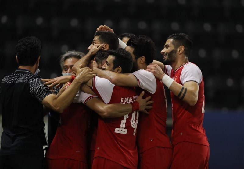 Persepolis Powers Past Sharjah to Seal ACL Last 16 Berth