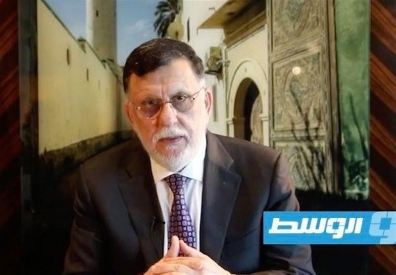 هشدار فایز السراج به نقض آتش بس در لیبی