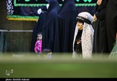 کرمان  همایش 3 سالههای حسینی در مهدیه مسجد مقدس صاحب الزمان(عج) به روایت تصاویر