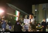 """بزرگداشت چهلمین سالگرد دفاع مقدس در """"دزفول""""+تصاویر"""