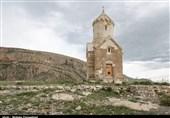 کلیسای «زور زور» ماکو به روایت تصویر