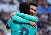وداع احساسی مسی با سوارس و انتقادش از مدیران بارسلونا/ واکنش جالب نیمار به اظهارات لئو