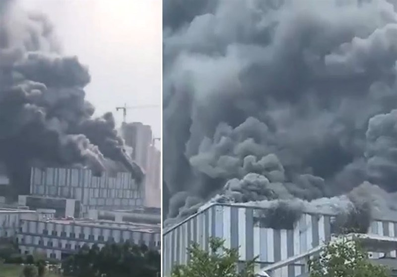 Huawei 5G Research Facility in China Engulfed By Massive Fire (+Video)