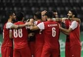 اعلام ترکیب پرسپولیس برای دیدار با السد قطر